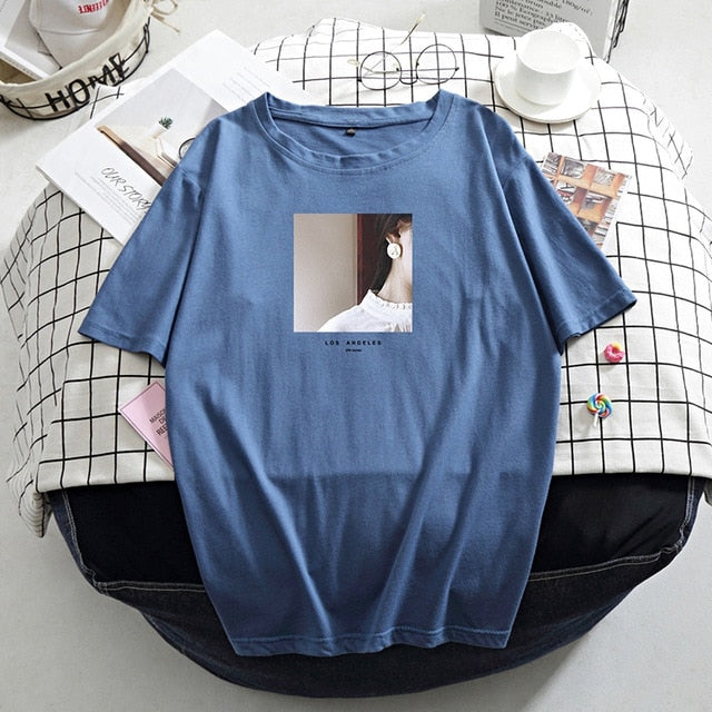 Hirsionsan Printed T Shirt