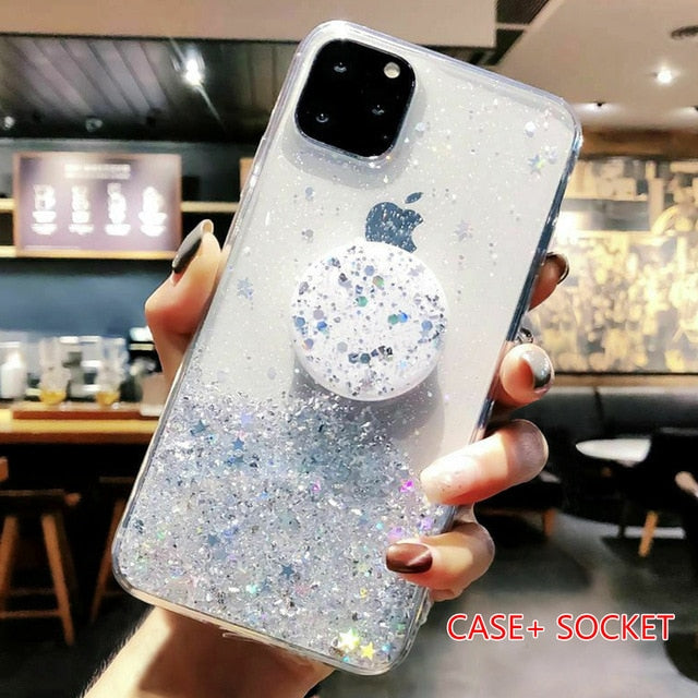 Bling Glitter Case For iPhone 11 Pro Max