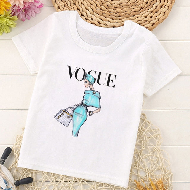 VOGUE Frozen Princesses T-Shirt