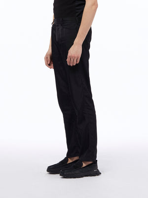 GOLF TROUSERS - BLACK