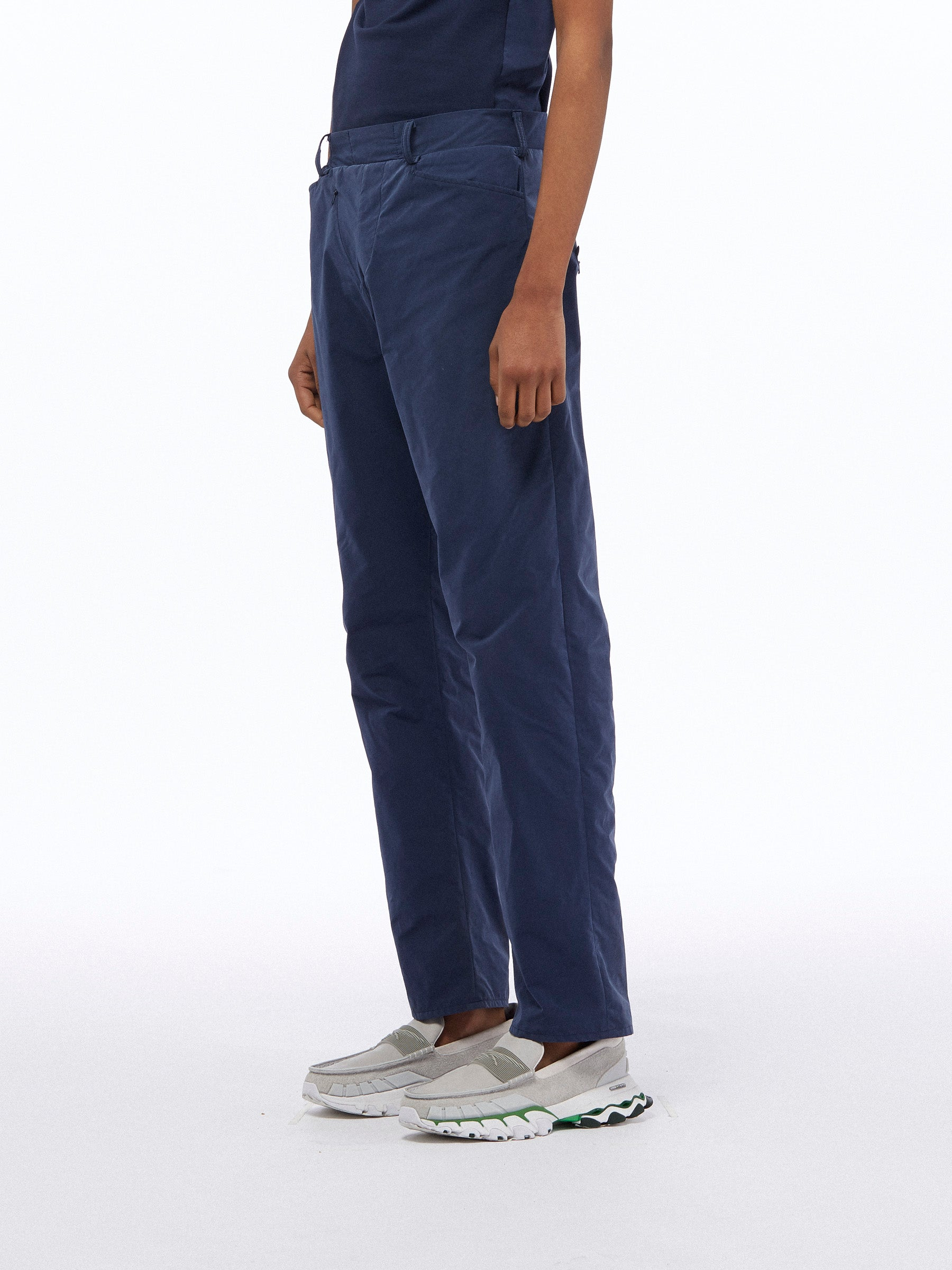 GOLF TROUSERS - NAVY