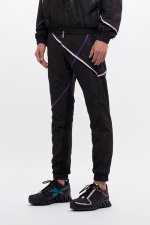 SIGNATURE TRACKPANTS - BLACK