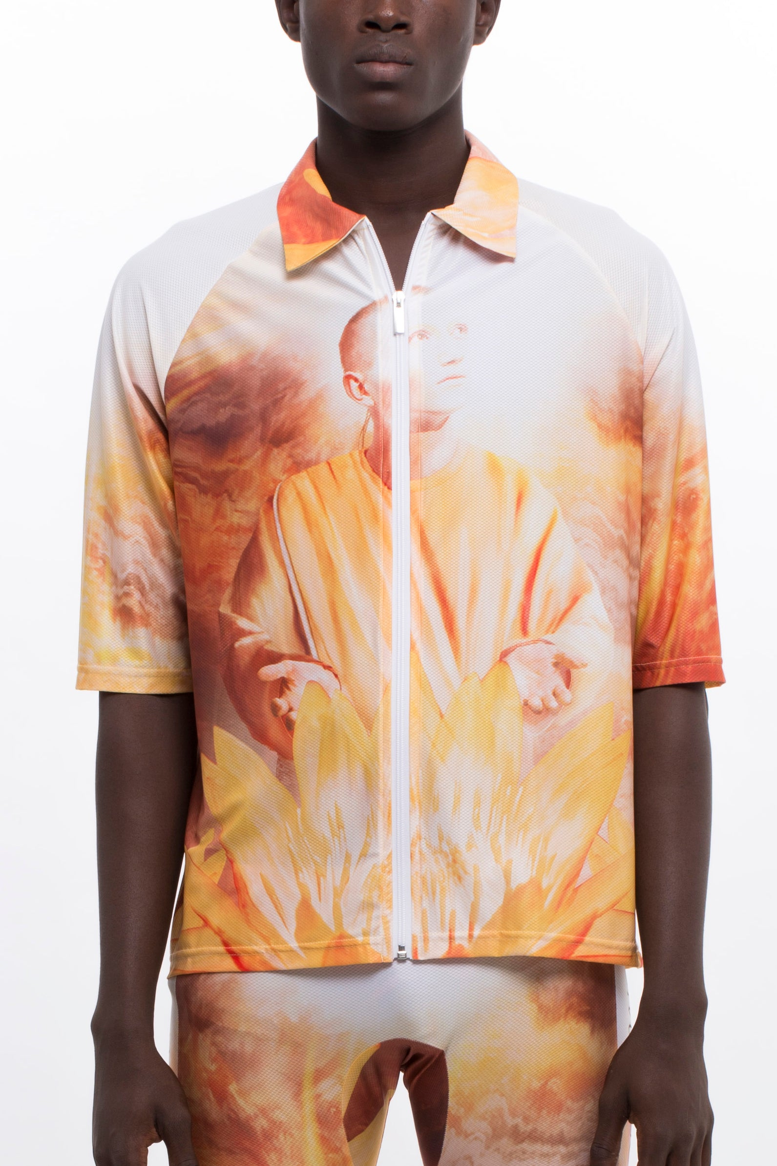 SPIRIT POLO SHIRT - GOLD