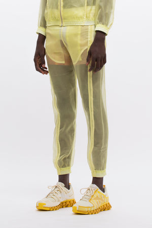 JOURNEY TRACKPANTS - YELLOW