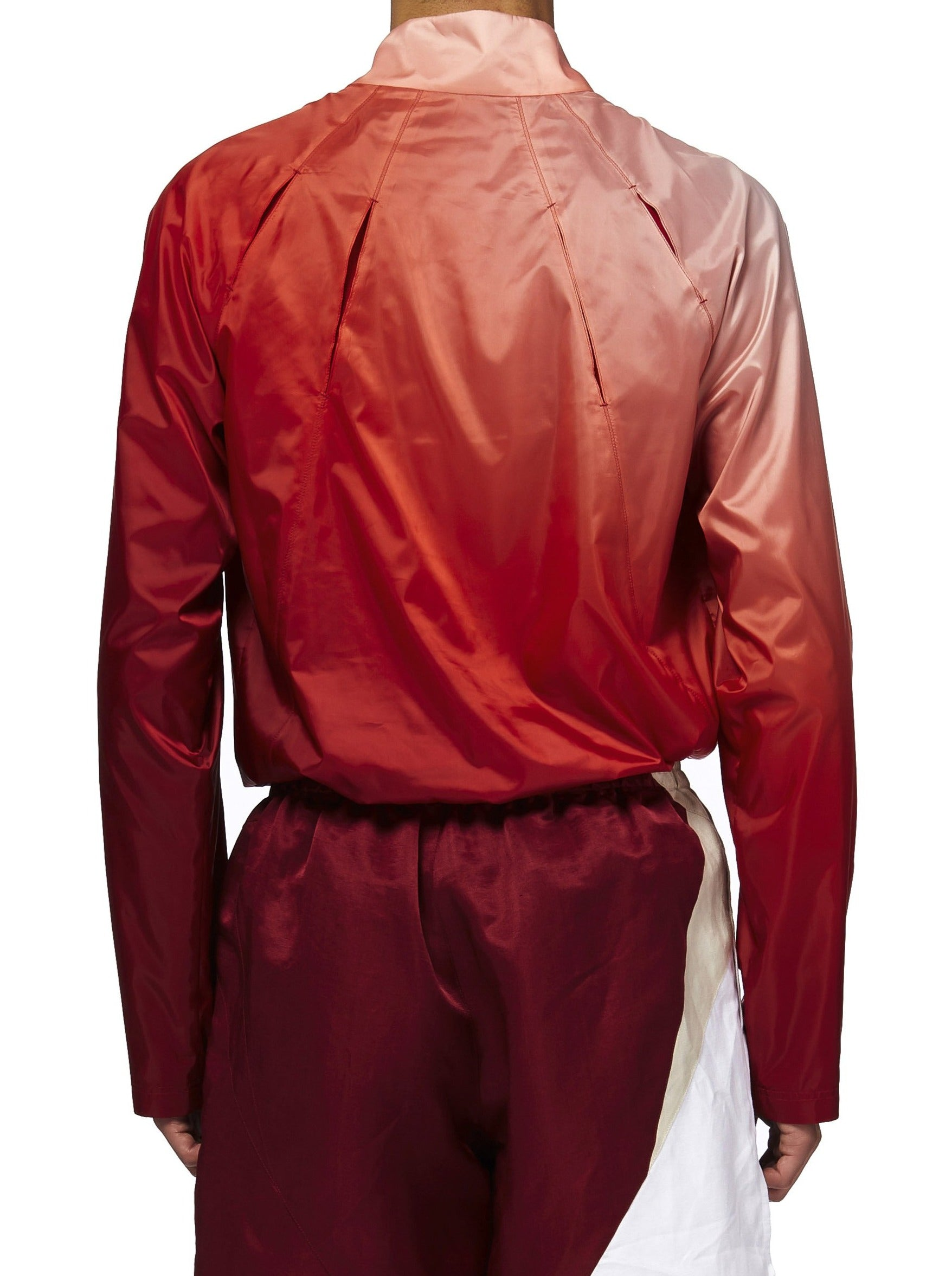 COTTWEILER FOR REEBOK HALF-ZIP - RED