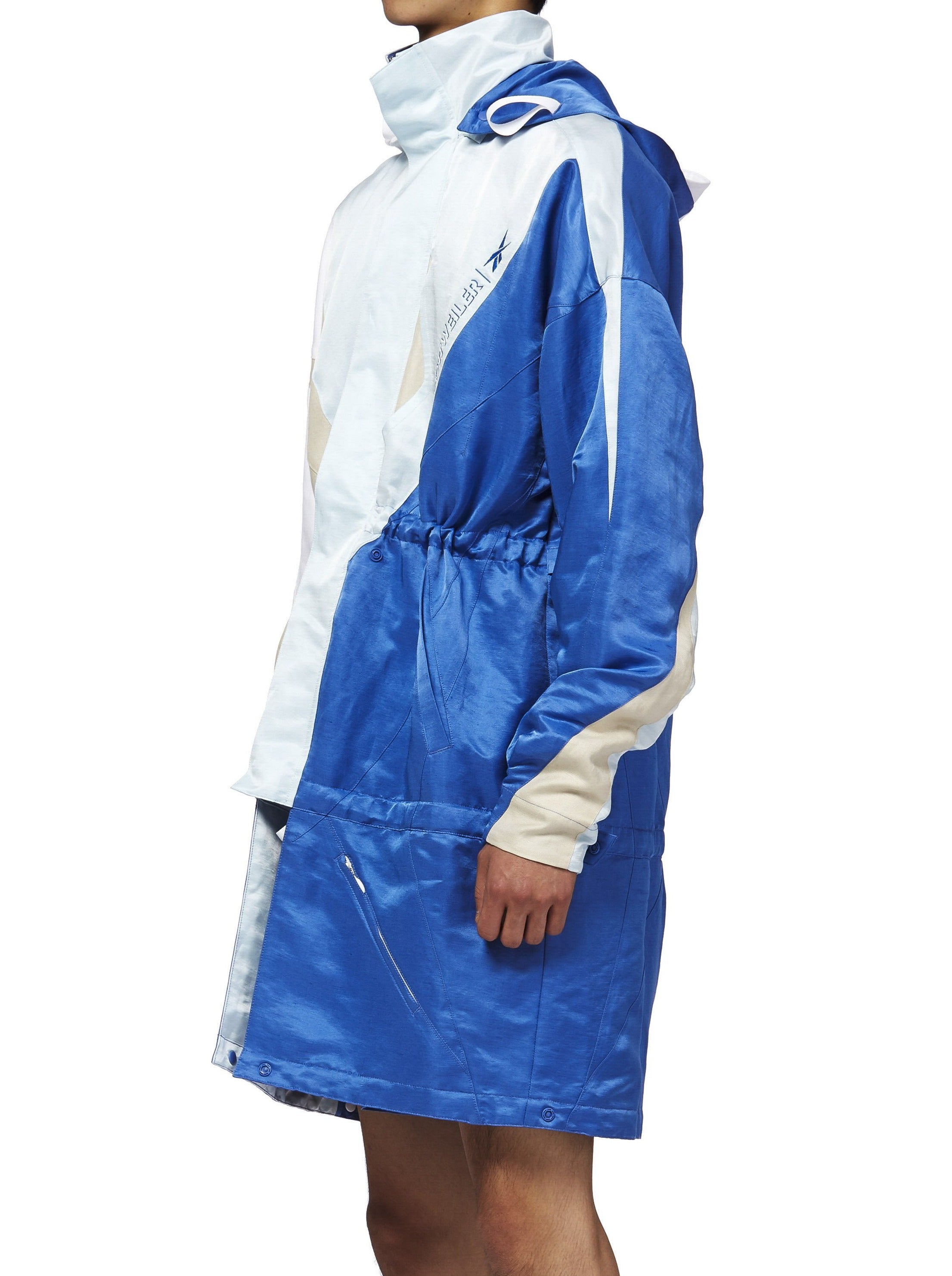 COTTWEILER FOR REEBOK PARKA - BLUE