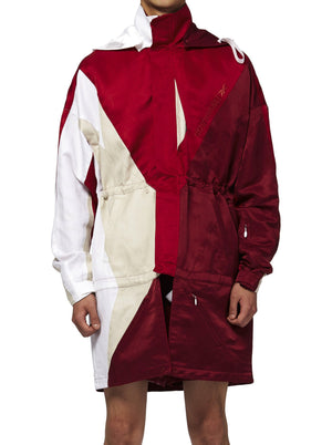 COTTWEILER FOR REEBOK PARKA - RED