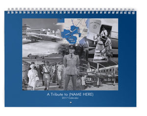 A NEW BESPOKE and Personal Special Occasion  - Calendar - made specially FOR YOU
