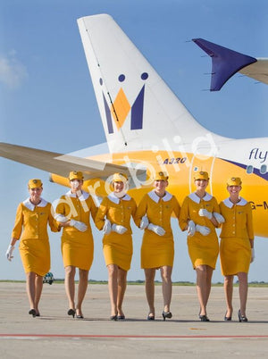 The sad news of Monarch Airlines............