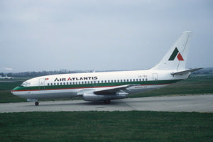 AIR ATLANTIS Boeing  737 CS-TEU-  6 x 4 Print AL001