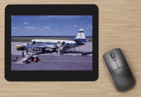 AIR RHODESIA Vickers Viscount aircraft MOUSE MAT