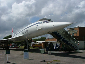 British Airways Concorde G-BBDG Brooklands  -  6 x 4 Print BA022