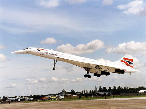 CONCORDE Aircraft 6x4 Print Bundle 2 - Buy 5 and get 3 FREE !