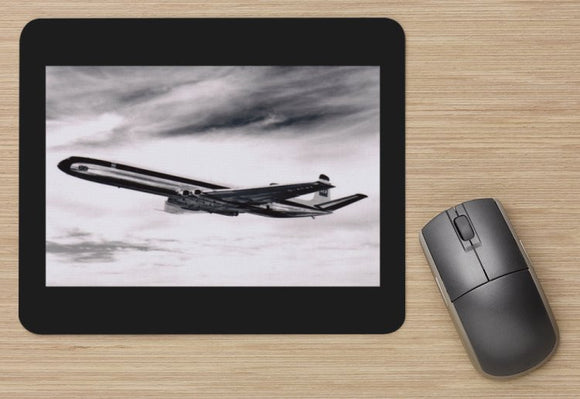 BEA British European Airways Comet 4B aircraft MOUSE MAT