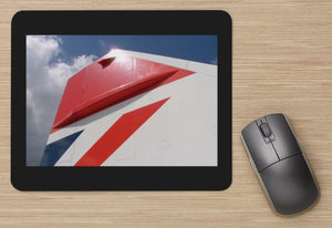 British Airways Concorde tail aircraft MOUSE MAT