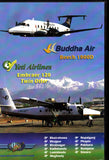 BUDDHA AIR Beech 1900D -  Aircraft DVD