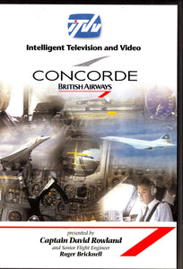 ITVV British Airways Concorde 2 disc - Aircraft DVD