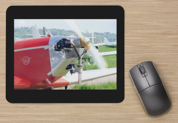 DH engine aircraft - MOUSE MAT