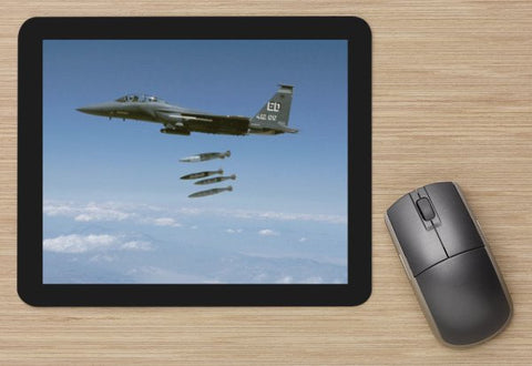 Fighter 4  F16 -  MOUSE MAT