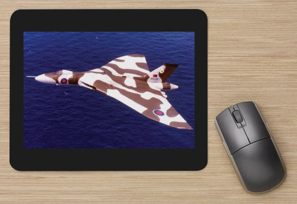 Fighter 41 RAF VULCAN OVER THE SEA  -  MOUSE MAT