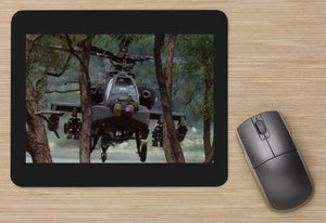 Fighter 43 US ARMY APACHE HELICOPTER  -  MOUSE MAT