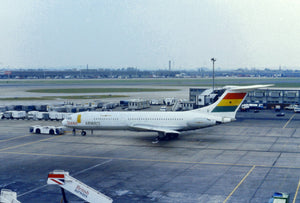 Ghana Airways Vickers VC10 9G-ABO  6 x 4 Print GH001