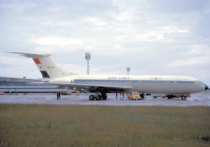 Ghana Airways Vickers VC10 9G-APB  6 x 4 Print GH003