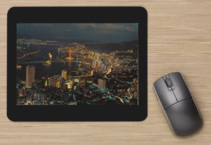 Hong Kong at Night  - MOUSE MAT