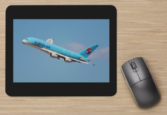 KOREAN Airlines Airbus A380  - MOUSE MAT