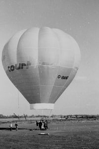 Court Line Hot Air Baloon G-MAND- 6 x 4 Print OU048