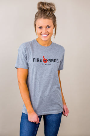 Open image in slideshow, Fire Bros. Fireworks Tee