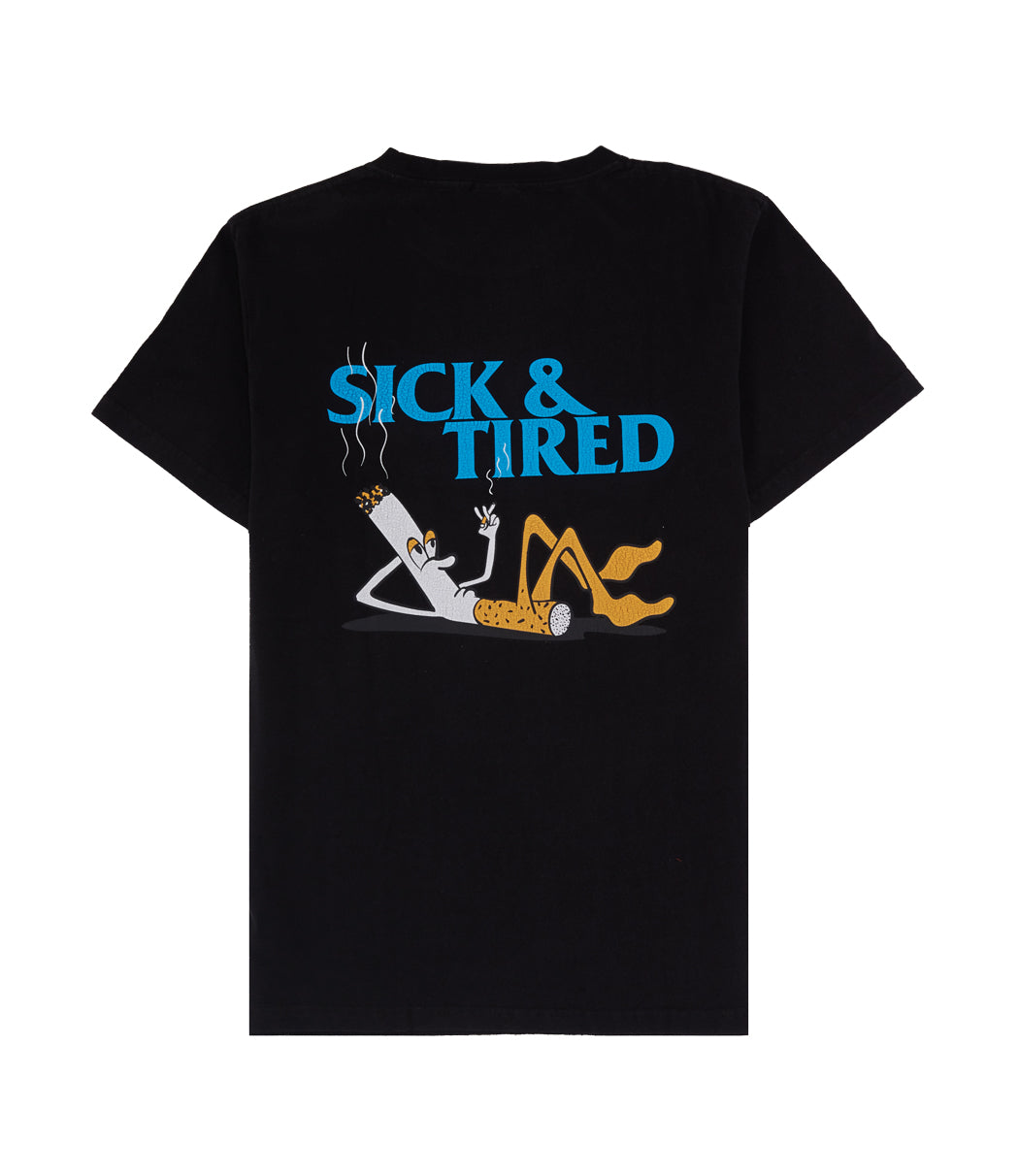 JUNGLES - SICK AND TIRED TEE