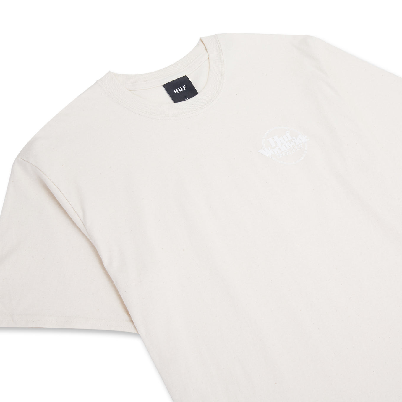 HUF Issues Logo Puff S/S Tee