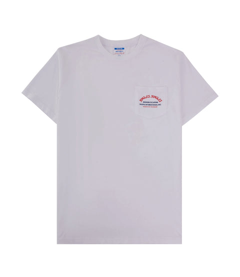 JUNGLES - NEW VARIETY POCKET TEE