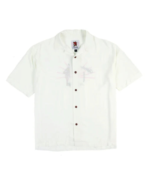 JUNGLES - OFF BEAT RAYON SHIRT