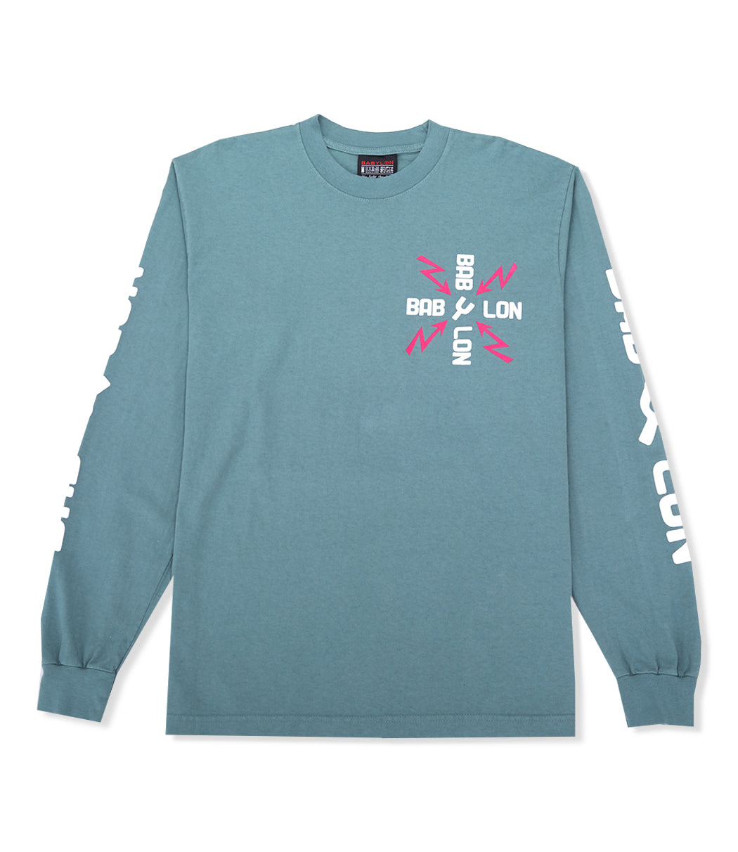 BABYLON POWER LONGSLEEVE