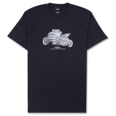 HUF Criminology S/S Tee