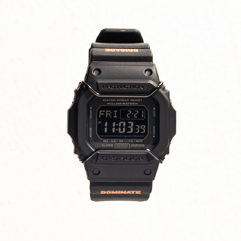 G-SHOCK DW-D5600P-1JF x DOMINATE