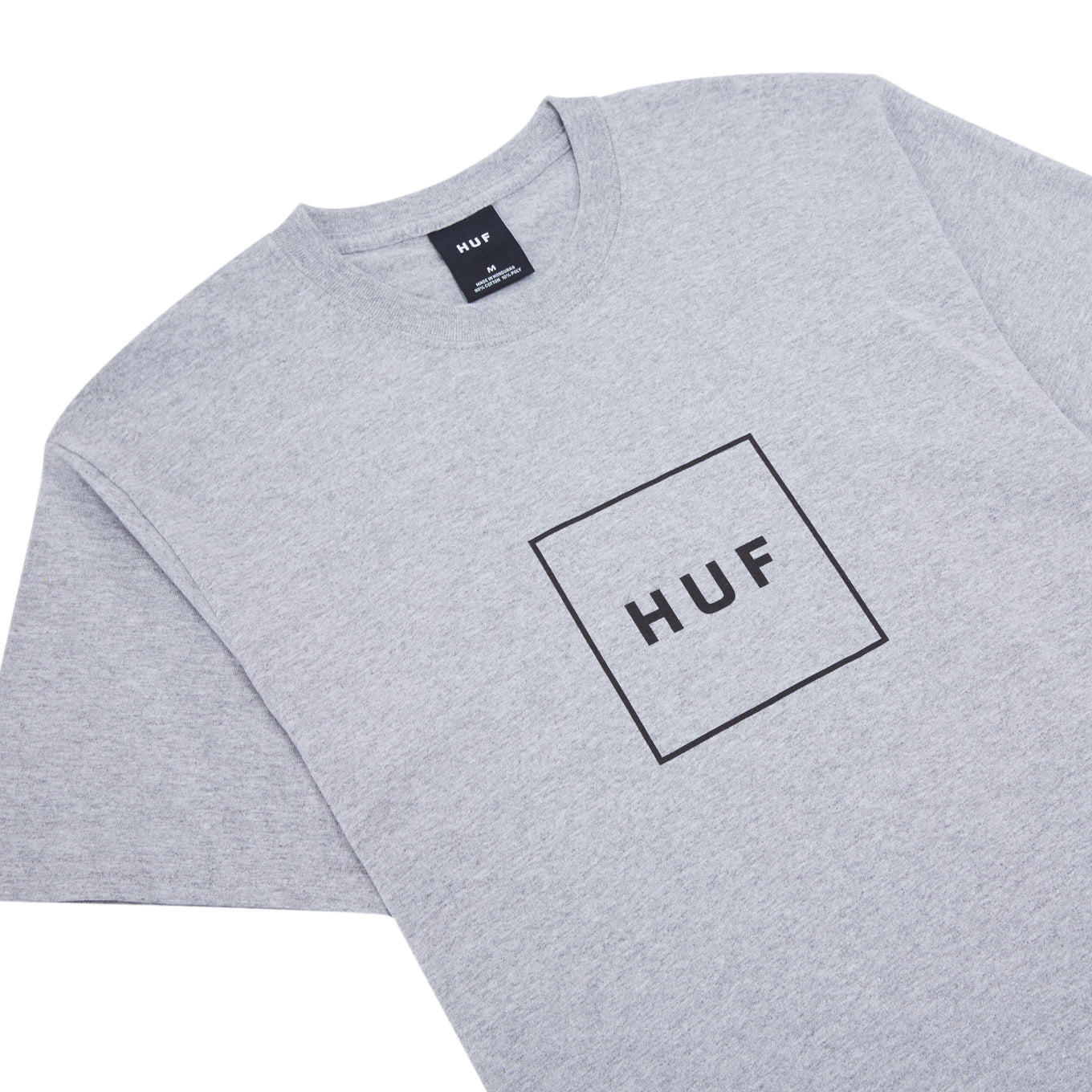 HUF Essentials Box Logo S/S Tee
