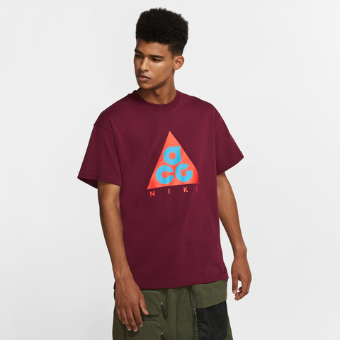 NIKE AS M NRG ACG SS TEE LOGO GIANT