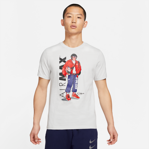NIKE AS M NSW TEE MANGA HYPEMAN