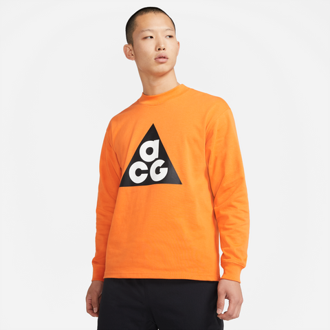 NIKE AS M NRG ACG LS BIG TEE