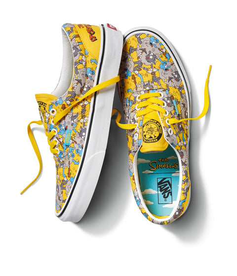 VANS X THE SIMPSONS ERA