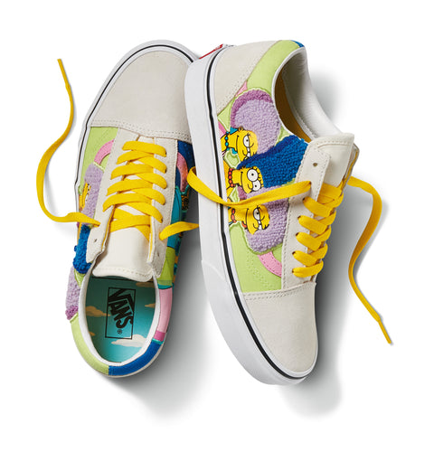 VANS X THE SIMPSONS OLDSKOOL