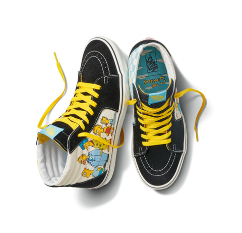 VANS X THE SIMPSONS SK8-HI