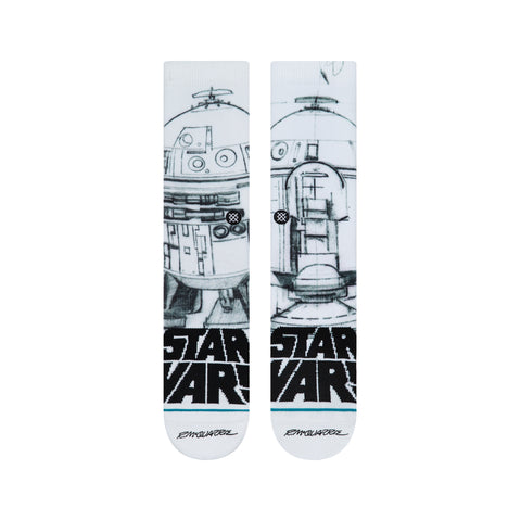 STANCE MCQUARRIE R2D 2