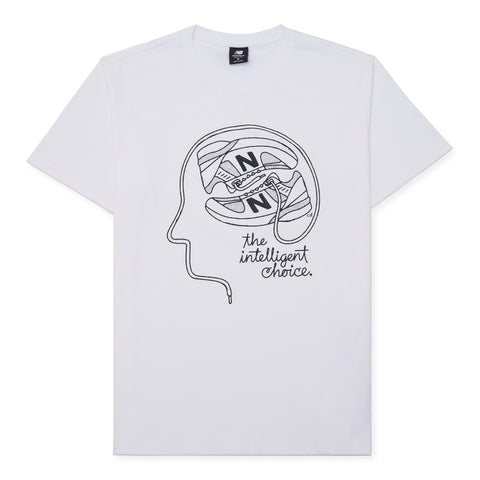 NEW BALANCE ATHLETICS DELORENZO SHOE TEE