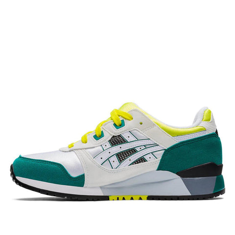 ASICS GEL-LYTE III - WHITE/YELLOW