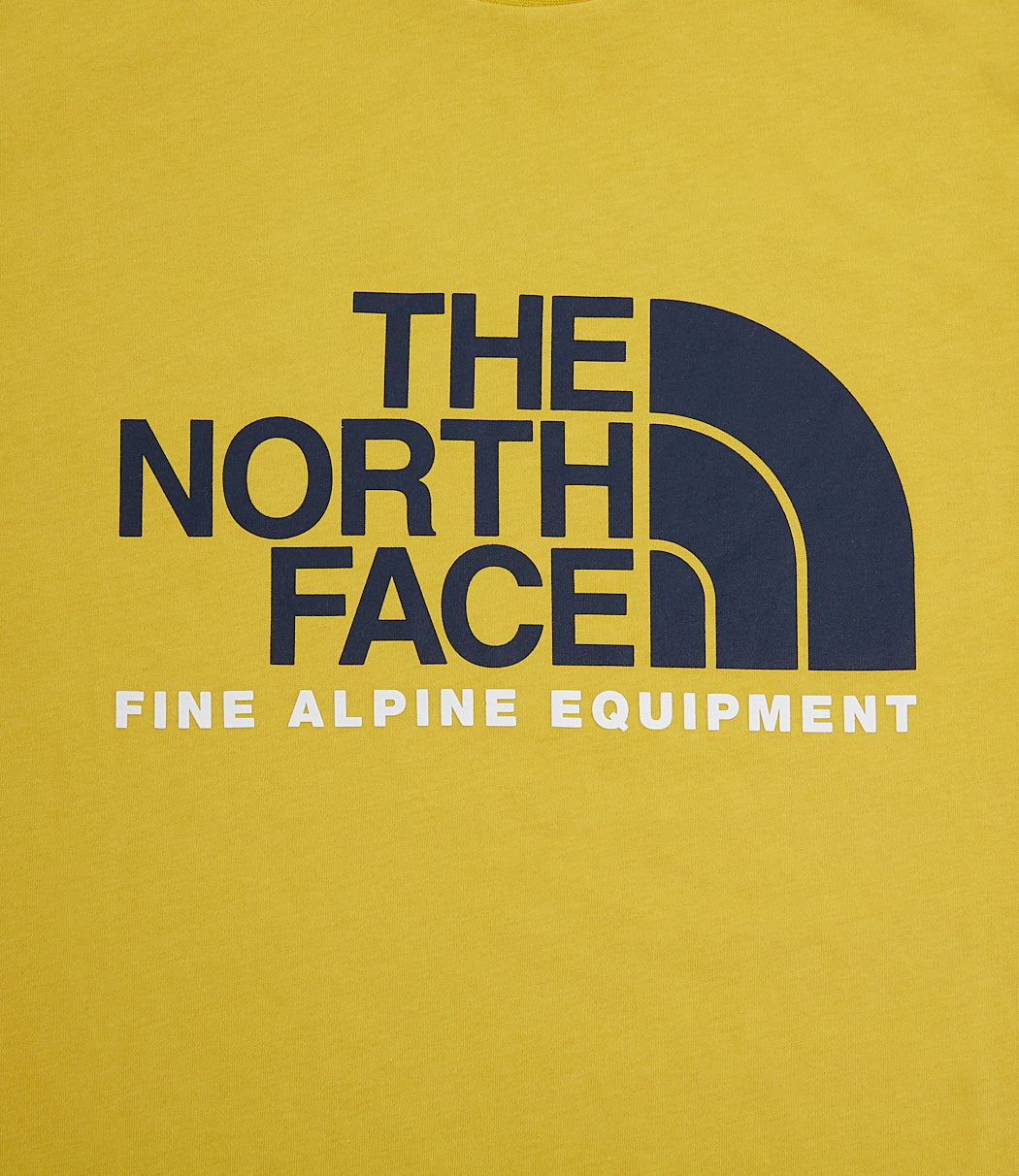 THE NORTH FACE FINE ALP TEE 2