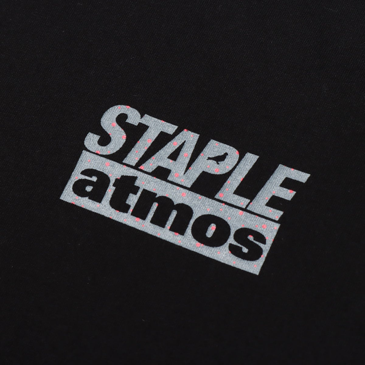 staple x atmos T-shirt